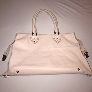 Marc Jacobs Buckle Tote Light Pink